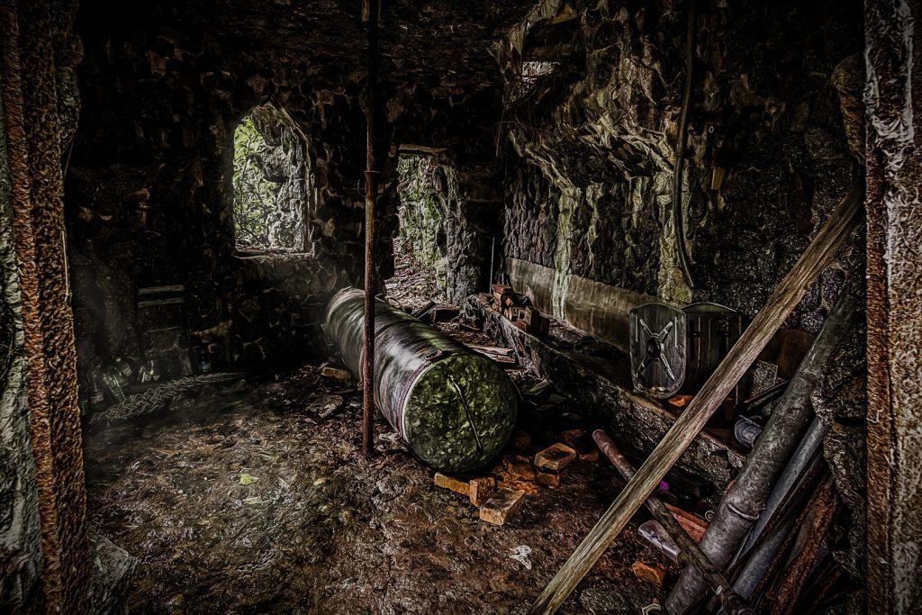 Umwerfend der Boiler