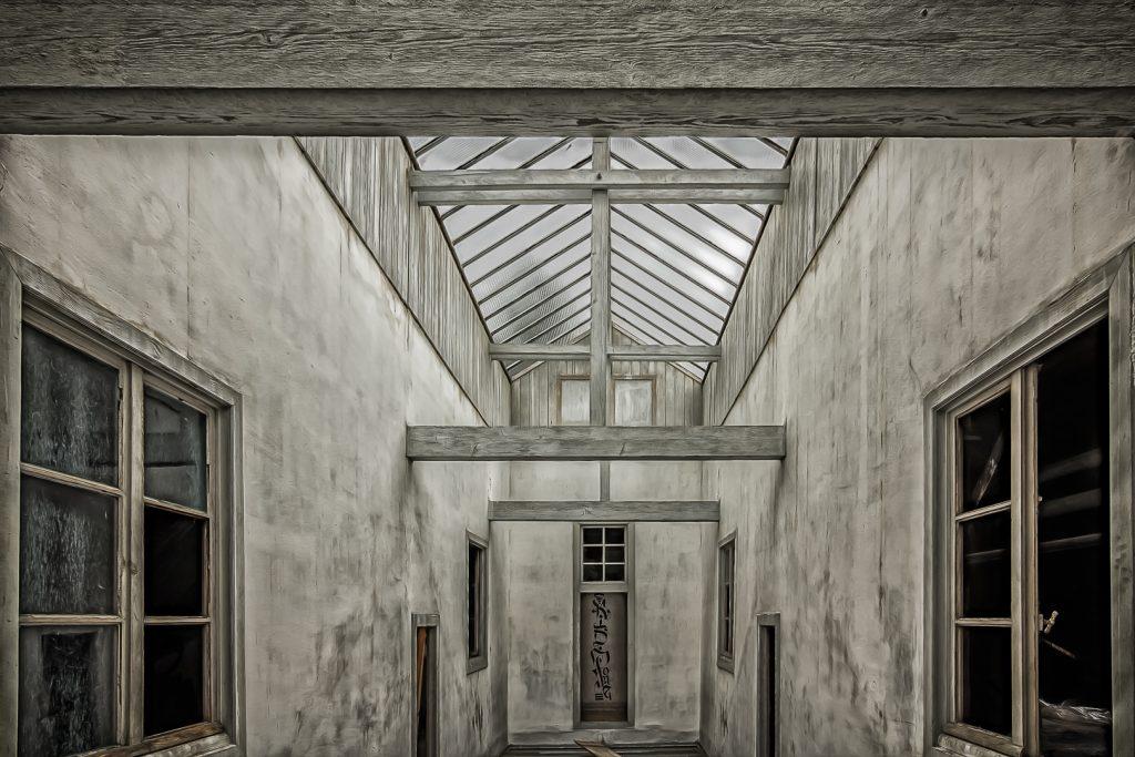 Das Dachgeschoss