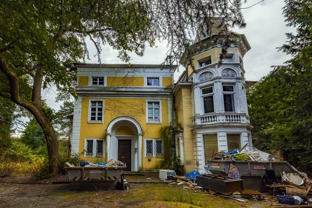 Die Villa Yellović