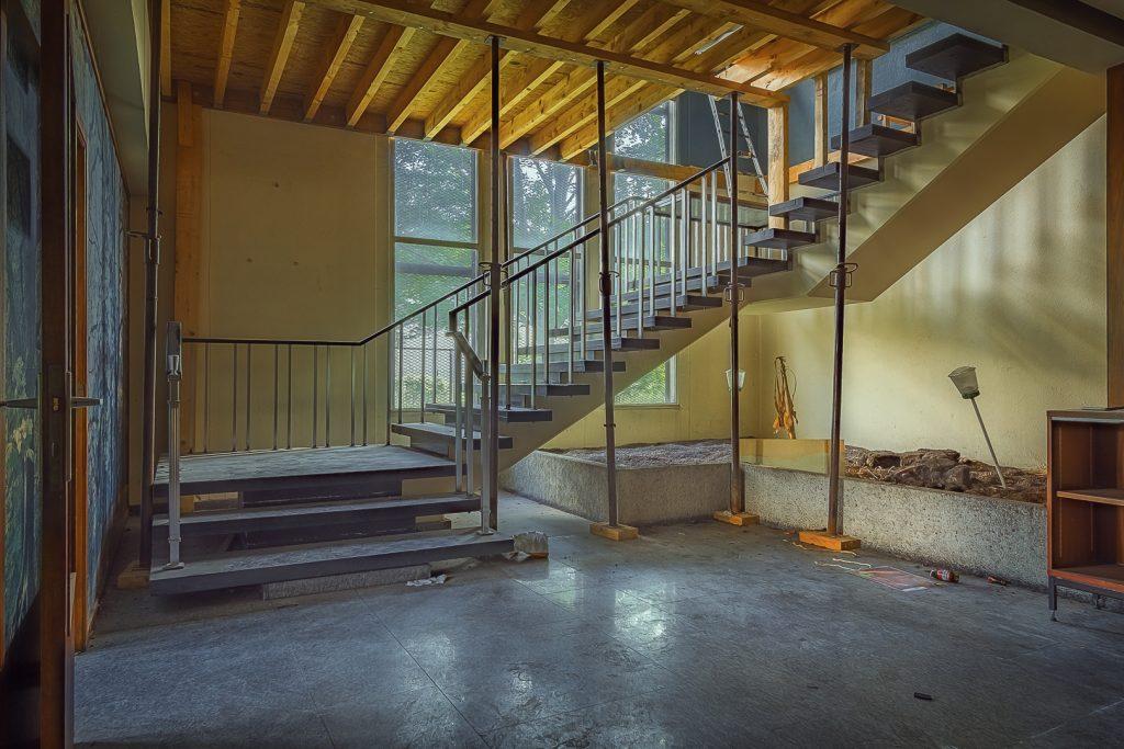 Treppenromantik
