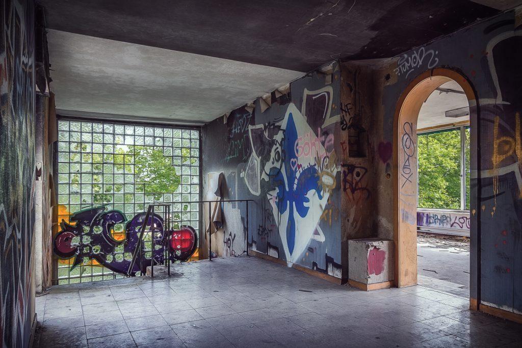 Graffiti! Segen und Fluch zugleich