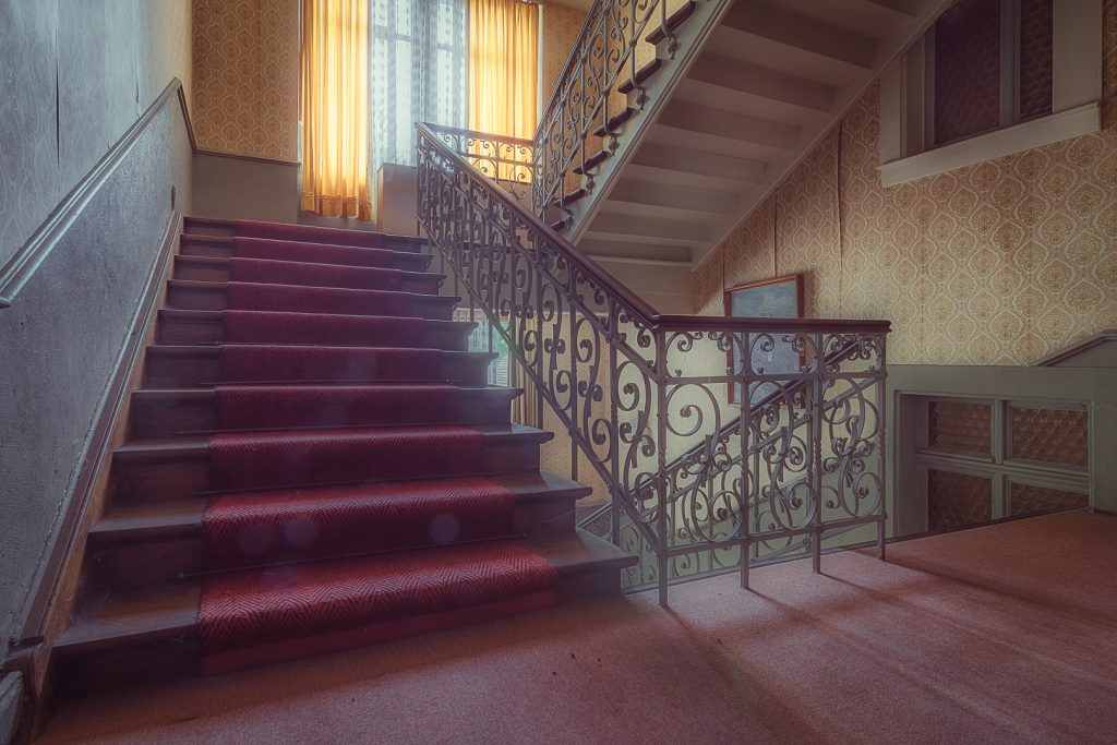 Treppenporn